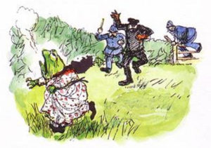 Toad of Toad Hall poker
