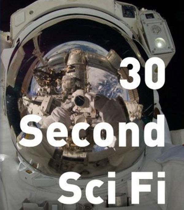 30 second sci fi Philip Trippenbach book cover