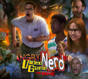 angry video game nerd movie movie film review et
