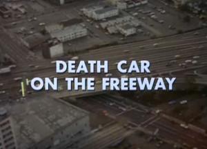 death car on the freeway todesfalle auf dem highway