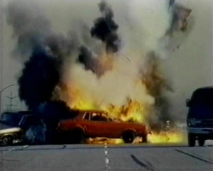 list reviews films movies car chases crashes no cgi