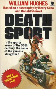 deathsport book William Hughes