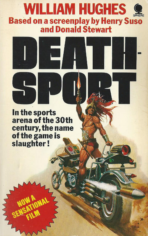 deathsport book William Hughes