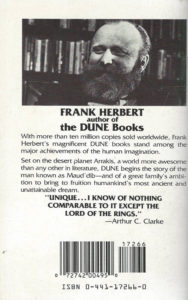 dune book covers art