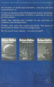 equator book cover 1950s brian aldiss sci fi