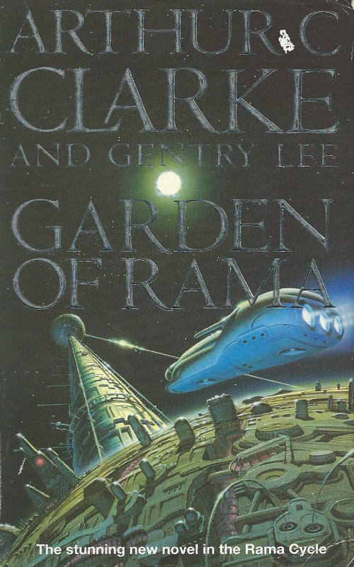 garden of rama by arthur c clarke and gentry lee
