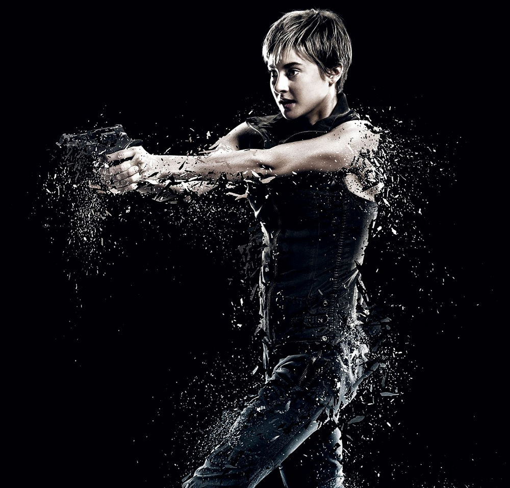 insurgent film review sci fi science fiction