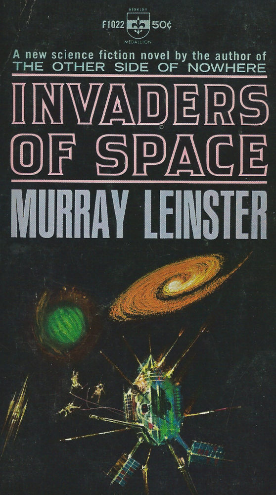 invaders of space murray leinster