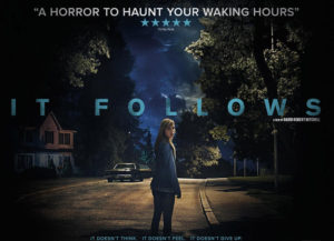it follows movie review horror low budget