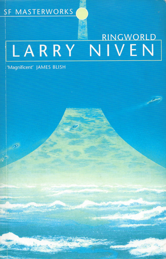 ringworld book review by larry niven