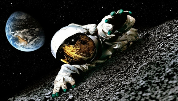 space science fiction films list series