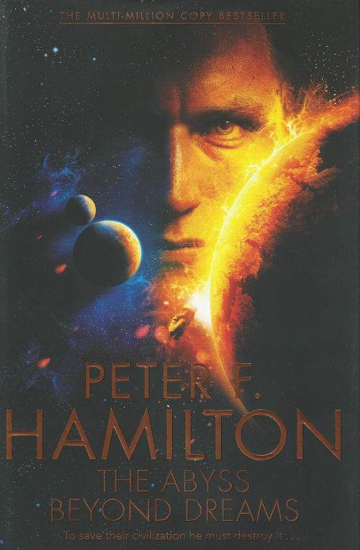 the abyss beyond dreams book peter f hamilton science fiction