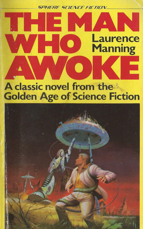 the man who awoke book review laurence manning