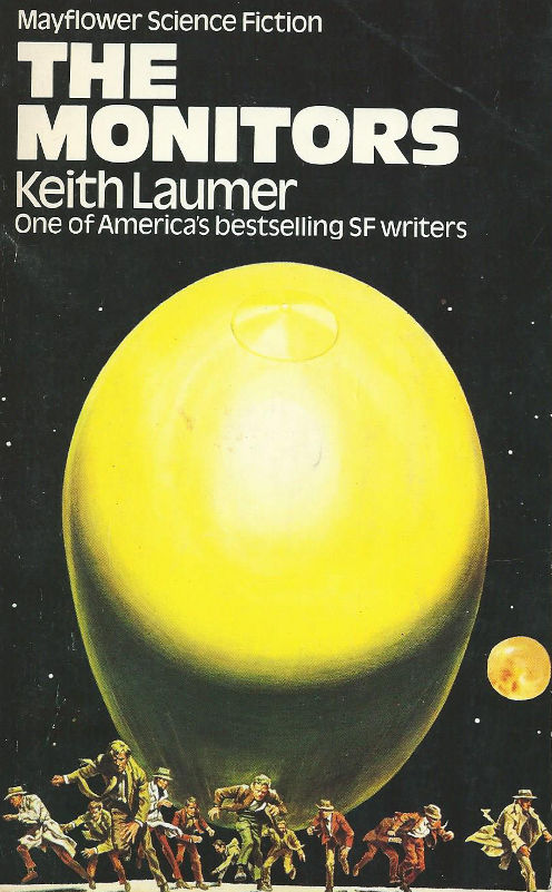 the monitors book keith laumer sci fi book story review