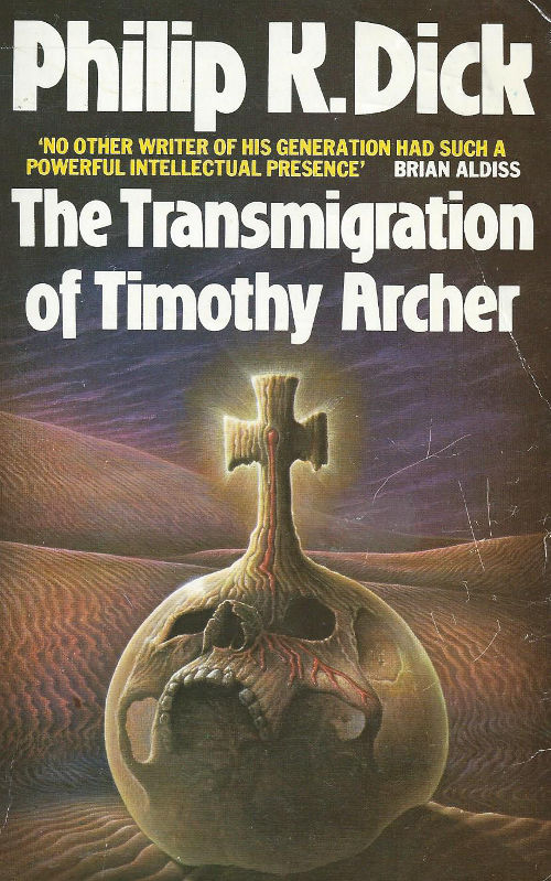 the transmigration of timothy archer book review philip k dick