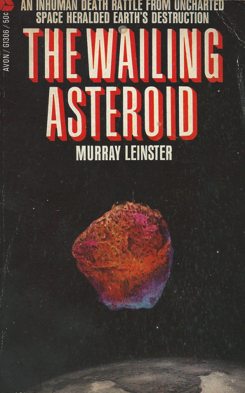 the wailing asteroid murray leinster science fiction story gravity