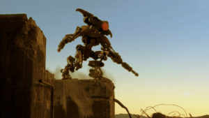 transmorphers fall of man film review