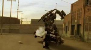 transmorphers fall of man low budget sci fi film robots