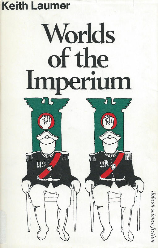 worlds of the imperium keith laumer science fiction book