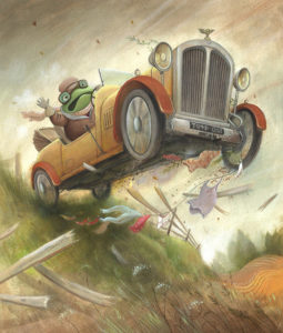 toad of toad hall car