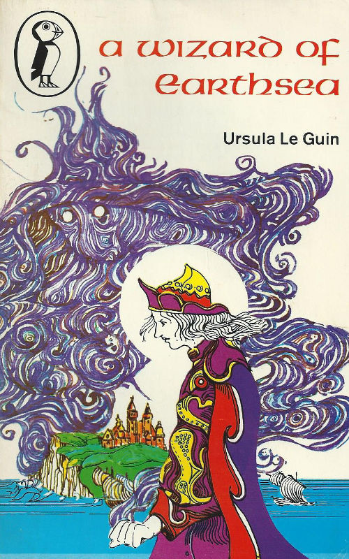 a wizard of earthsea book ursula le guin