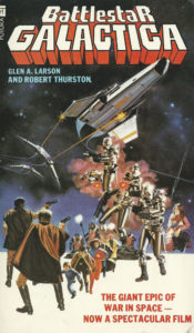 battlestar galactica book original