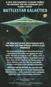 battlestar galactica book saga of a star world