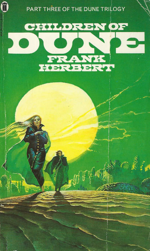children of dune book frank herbert