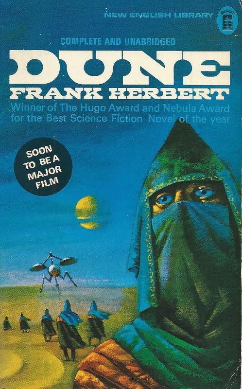 dune book frank herbert review classic sci fi books stories science fiction