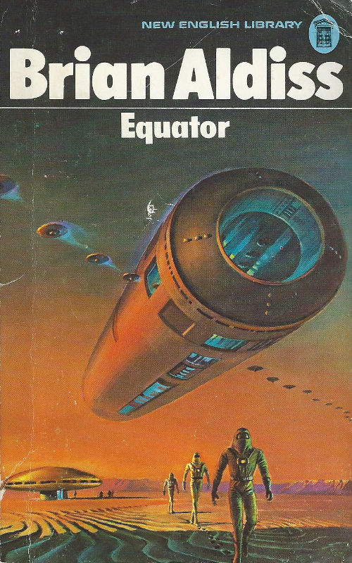 equator book brian aldiss science fiction stories