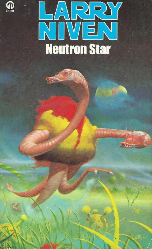 neutron star book larry niven sci fi review