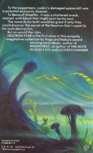neutron star cover author larry niven science fiction stories