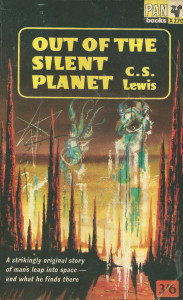 out of the silent planet book c s lewis author science fiction story
