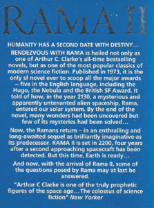 rama 2 cover book review