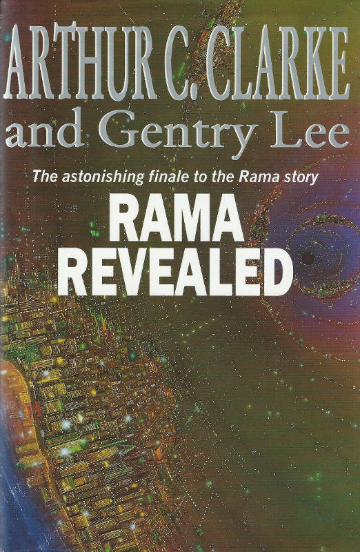 rama revealed book review