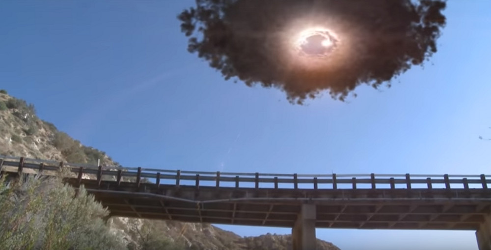 rapture movie review 2014 low budget science fiction