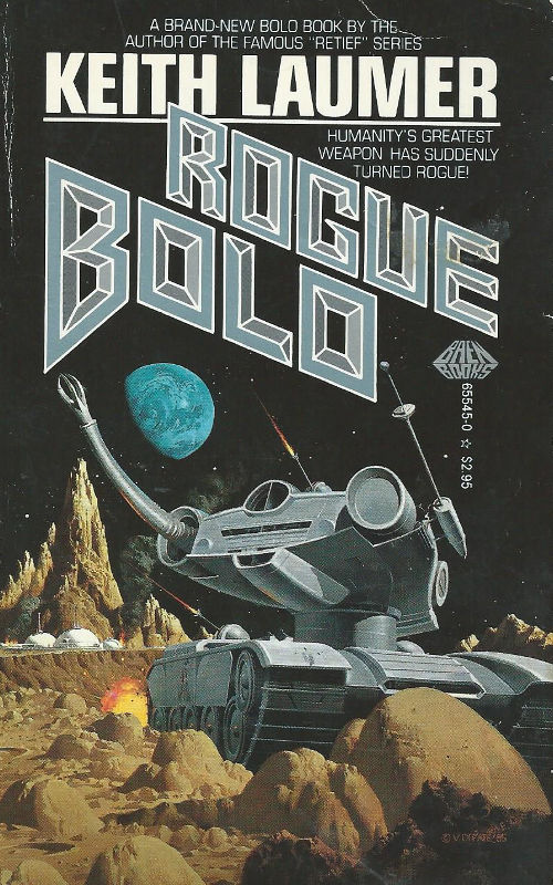 rogue bolo book review keith laumer