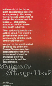 the cold cash war science fiction book classic 1970s