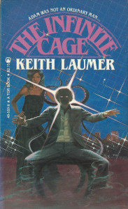 the infinite cage book keith laumer classic  science fiction story book