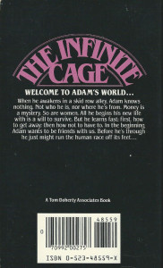 the infinite cage cover keith laumer 1972 book sci fi shamanism story