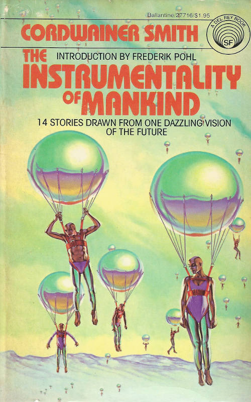 the instrumentality of mankind book review cordwainer smith