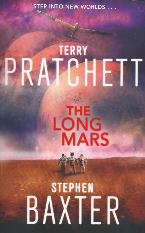 the long mars book science fiction earth alternative parralel universes